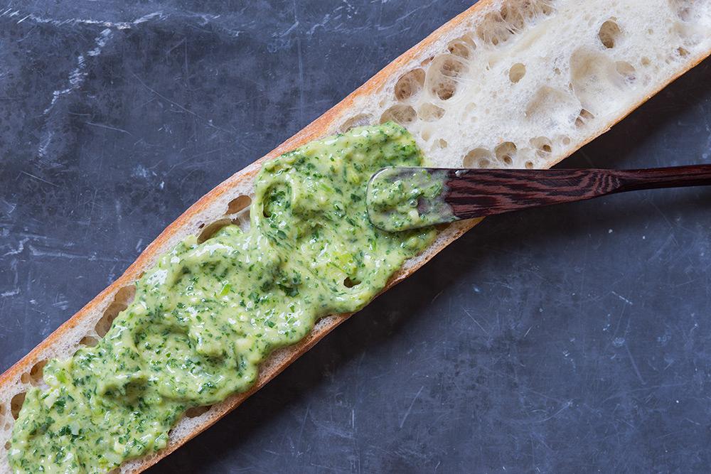 garlicbread-spread