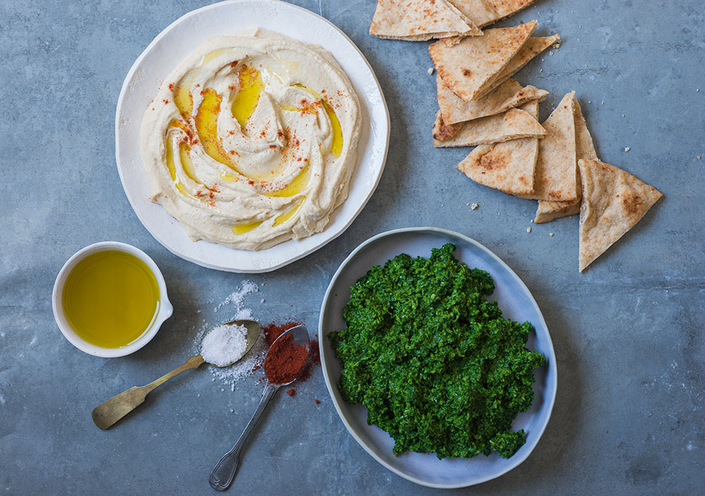 hummusmeze-ingredients