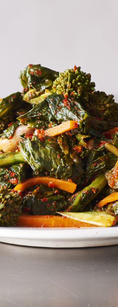 Andy Boy Broccoli Rabe Kimchi