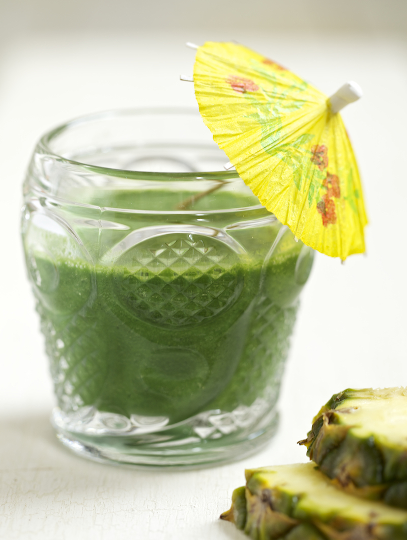 Aloha Green Smoothie